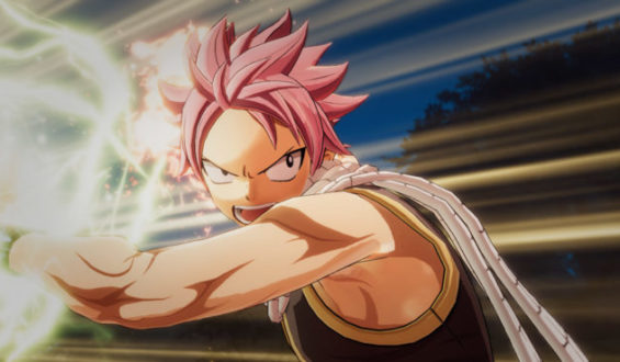 Fairy Tail RPG won't have an English dub