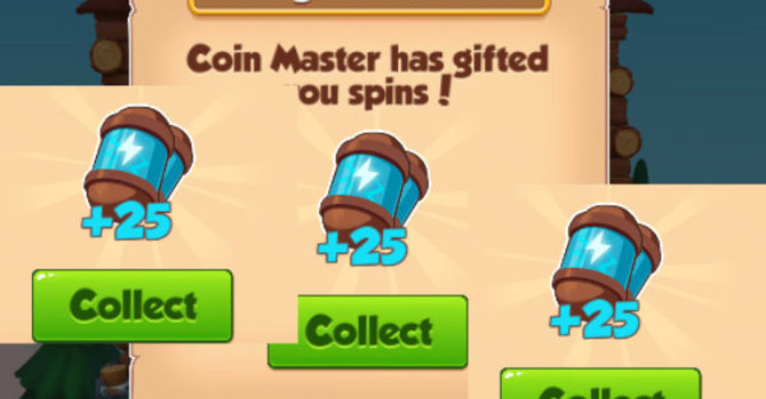 Coin Master Daily Free 75k Spin And Coin Link