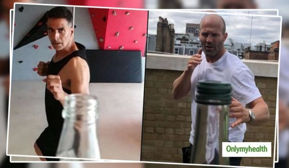 Bottle Cap Challenge Viral Trend: From Akshay Kumar to Tiger Shroff, Bollywood Stars Ace The Challenge