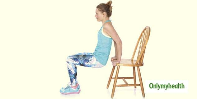 Burn Calories at Your Desk with These 6 Chair Exercises
