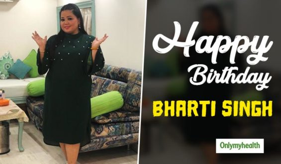 Happy Birthday Bharti Singh: Here's The Weight Loss Journey of Laughter Queen