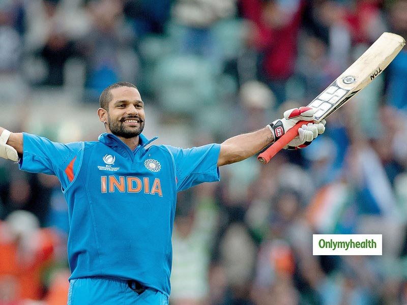 ICC World Cup 2019: Despite Injury, Opener Shikhar Dhawan Hits the Gym to Get Back to Fitness. Some Exercises That Can Be Done With A Broken Thumb