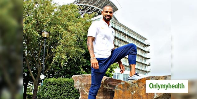 ICC World Cup 2019: Shikhar Dhawan fitness regimen and diet plan