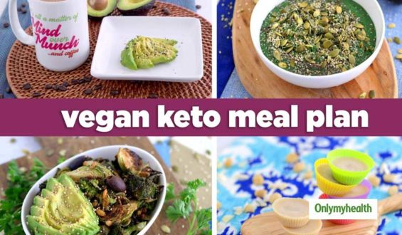 Vegetarian Keto Diet Plan For Weight Loss: Is Vegan Diet Possible?