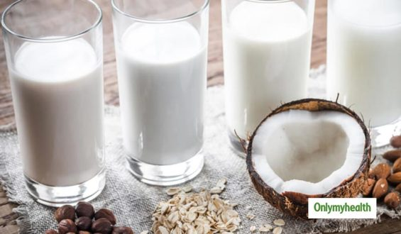 Weight Loss with Vegan Diet: 3 vegan milks to lose weight