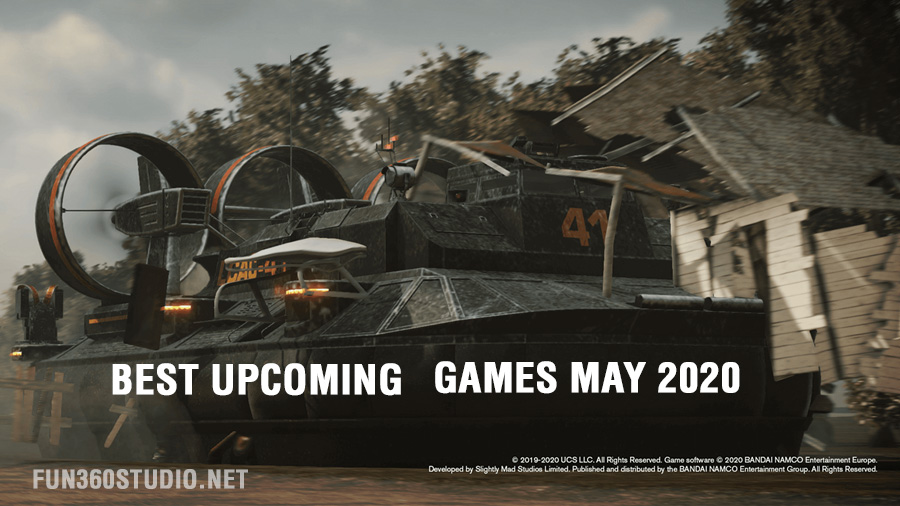 Best upcoming games in May 2020 | PC, PS4 and Xbox One