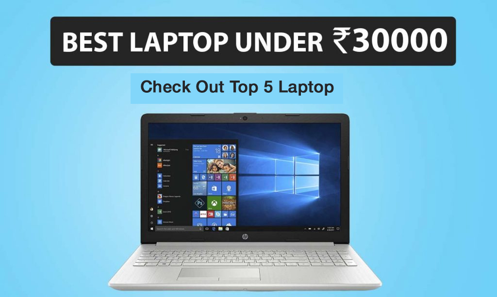 Best Laptops💻 Under Rs 30,000 In India For Students👦 [Longer Battery Life] in 2020