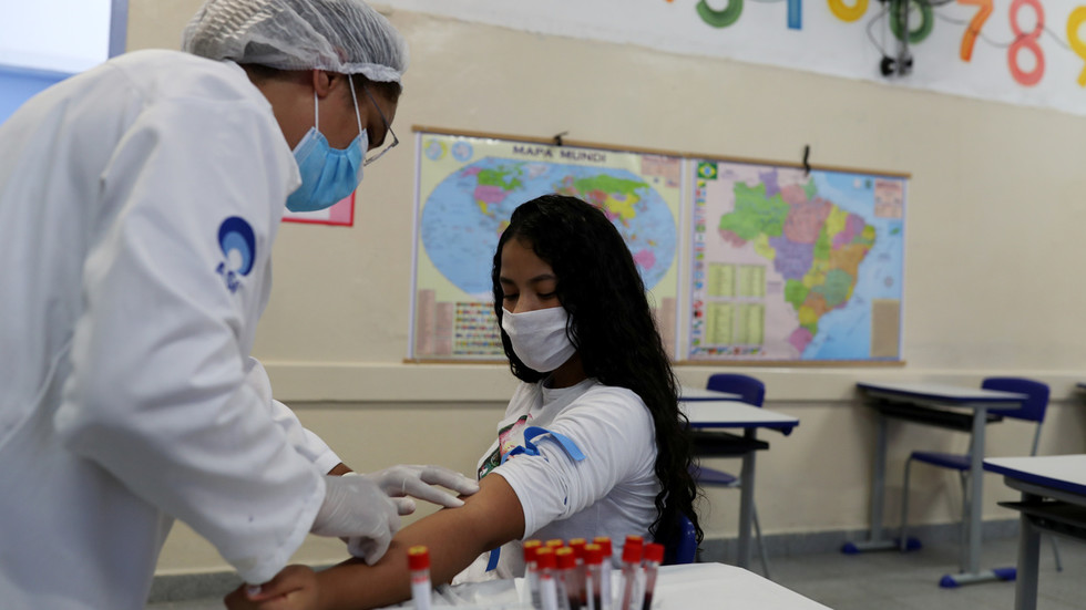 Covid-19 vaccine to be MANDATORY in Brazil's most populous state Sao Paulo – governor