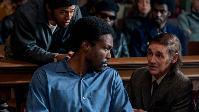 The Trial of the Chicago 7 movie review Starry courtroom drama amounts to little more than Sorkinstandard speechifying