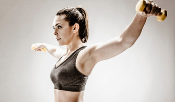 5 Good Reasons Why Women Should Lift Weights