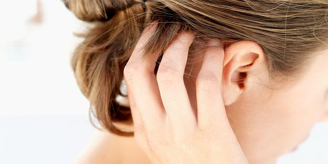 How to prevent itchy scalp