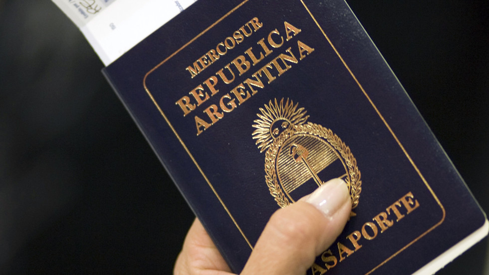 Male, Female, or X: Argentina to issue gender-neutral passports