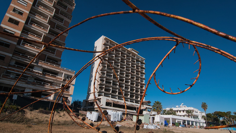 'Provocation': France slams Turkish-Cypriot decision to reopen abandoned town of Varosha