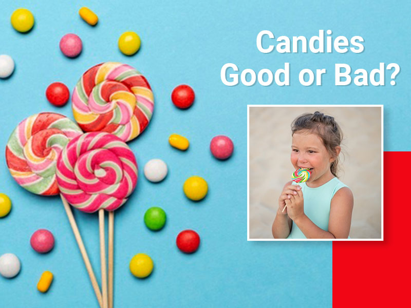 Are Candies Good For Health? Know Their Pros and Cons from a Health Coach
