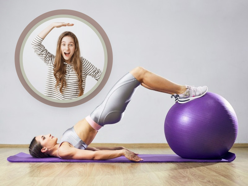 Increase Your Height By Doing These Pilates Exercises Daily