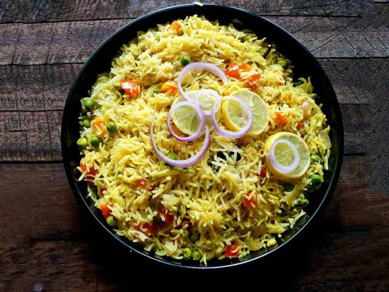 Know Your Plate: Why To Incorporate Vegetable Pulao In Your Diet
