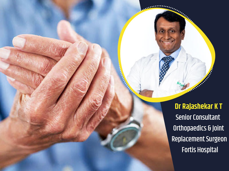 World Arthritis Day 2021: 7 Things To Know About Arthritis
